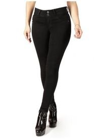 Jeans Alicante Negro Divino Jeans