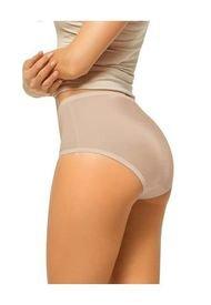 Panty Clasico Beige Leonisa 02226