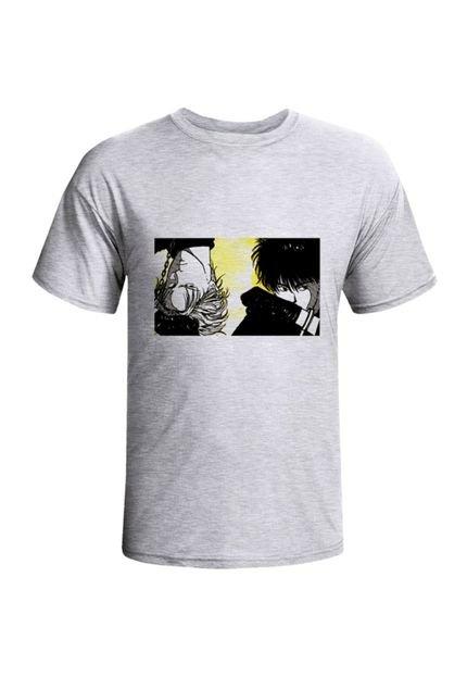 Prorider Camiseta Prorider Zeno On Cinza Claro Com Estampa Retangular Horizontal  ZOCAM13 3I2Ke