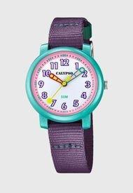 Reloj Casual Celeste Calypso