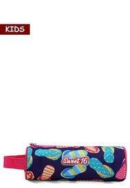 Estuche Multicolor Kapital Kids