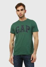 Camiseta Verde GAP