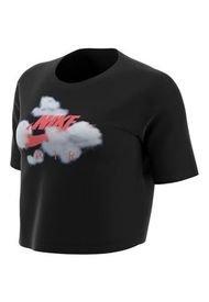 Camiseta Para Mujer Nike Sportswear W Nsw Tee Crop Air
