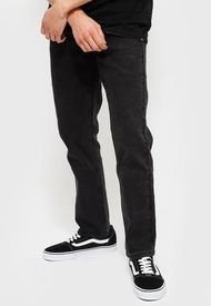 Jeans Maui And Sons 5N116-MI21 Slim Negro - Calce Slim Fit