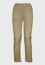 Pantalon Softshell Termico Beige Andesland