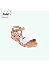 Priceshoes Sandalia Confort Dama 232692BLANCO