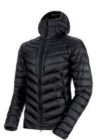 Chaqueta Broad Peak In Hooded Jacket Negro Mammut.