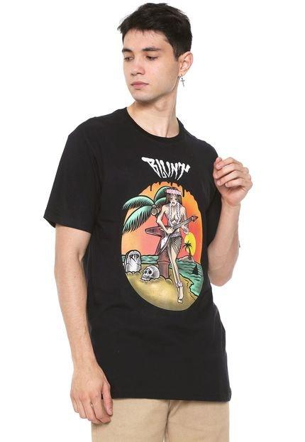 Camiseta Blunt Hewa Preta