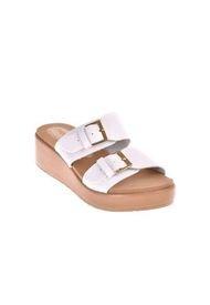 Priceshoes Sandalias Confort Dama 752STELLABLANCO