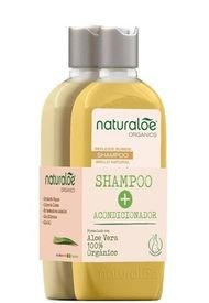 Set Shampoo Reflejos Rubios + Acond Reflejos Rubios Naturaloe