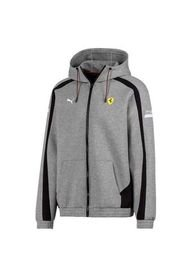 Campera Gris Puma Sweat