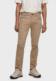 Jeans Only & Sons ONSLOOM LIFE SLIM TWILL MA 9197 Beige - Calce Slim Fit