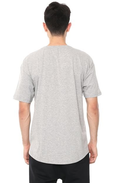 Fila Camiseta Fila 3D Cinza