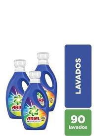 Pack X 3 Detergente Líquido Revitacolor 1.2 L Ariel