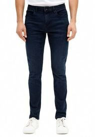 Jeans Casual Navy Perry Ellis