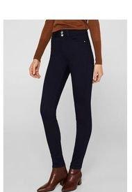 Jeans Mujer Skinny High Rise  Denim Esprit