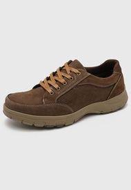 Zapato Casual Cuero Marrón Nat Geo