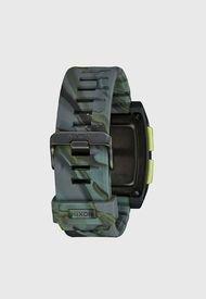 Reloj Digital Verde Nixon