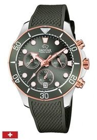 Reloj Woman Verde Jaguar