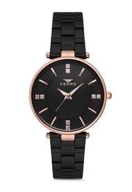 Reloj Mujer Rose Black FERRO