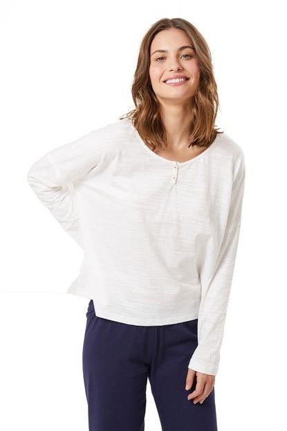 Corpo e Arte T-shirt  Corpo e Arte Emma Off White 1dMSF