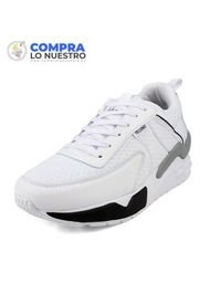 Tenis Hombre Blanco Tellenzi 288