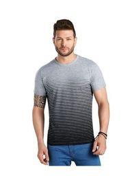 Camiseta Adulto Masculino Gris Jaspe Marketing  Personal