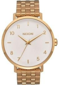 Reloj Arrow All Gold White Nixon