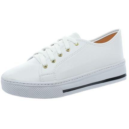 Tênis Mariha Calçados Casual Branco - Marca Mariha Calçados