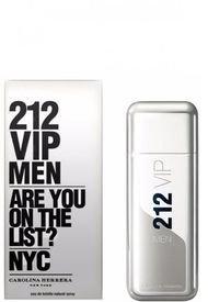 Perfume 212 VIP Men EDT 200 ML  Carolina Herrera