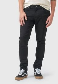 Jeans Lee Malone Negro - Calce Skinny
