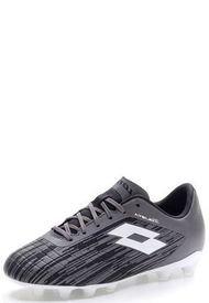 Zapatos Futbol Solista 700 III FG Jr Gris Lotto