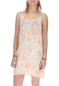 Vestido Mujer Slippery Rosado Element