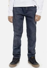 Jeans Juvenil Azul Maui And Sons