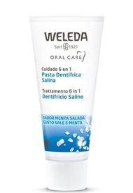 Pasta Dentífrica Salina 75ml Weleda