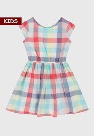 Vestido Multicolor GAP Kids