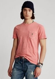 Camiseta Rosa Polo Ralph Lauren
