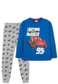 Pijama LL Niño Lightning Cars Azul Disney