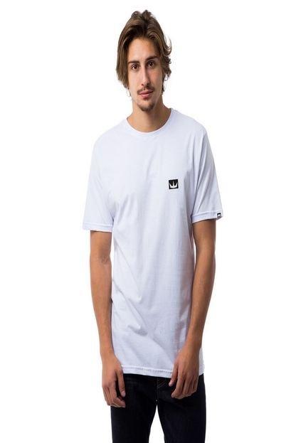 Camiseta Ezok Vibe Branco