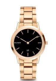Reloj Chelsea S Rose Black MILLNER