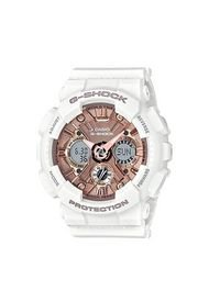 Reloj Digital-Análogo Blanco G-Shock