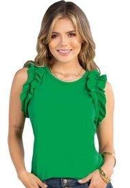 Camiseta Para Mujer Verde Antioquia Atypical