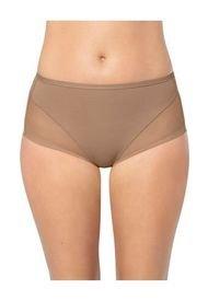 Panty Panty Control Suave Marrón Leonisa 012657